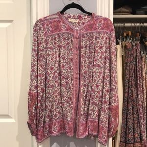 SPELL and the Gypsy Jasmine blouse